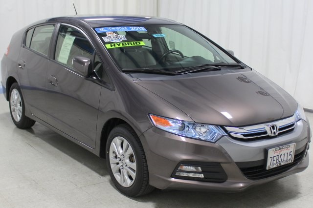 Certified Used Honda Insight EX